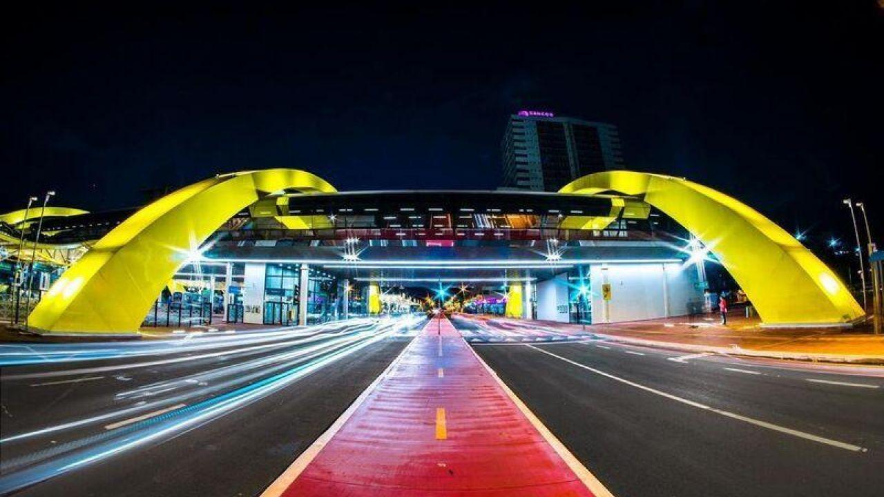 Obra Terminal de Maringá